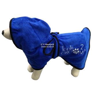 Hondenbadjas XL