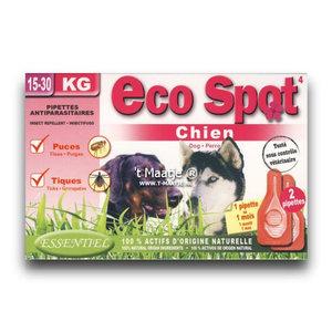 Vlooien-teken pipetten hond 15 tot 30 kg - Agecom
